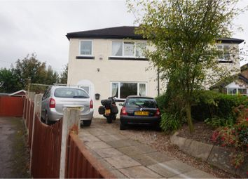Thumbnail 3 bedroom semi-detached house for sale in Albert Avenue, Weston Coyney, Stoke-On-Trent