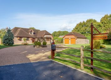 Thumbnail 6 bedroom detached house for sale in Nuthurst Street, Nuthurst, Horsham, West Sussex