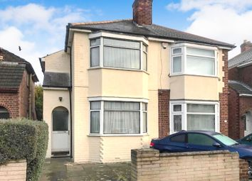 Thumbnail 3 bed semi-detached house for sale in Shetland Road, Belgrave, Leicester