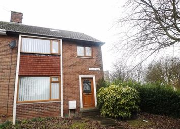 Thumbnail 3 bed end terrace house to rent in Fulwell Road, Peterlee
