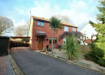 Thumbnail 3 bed semi-detached house for sale in Avignon Close, Colchester, Essex