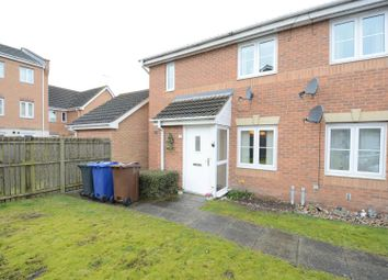 Thumbnail 1 bed flat for sale in Abbots Court, Selby