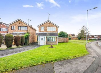 Thumbnail 3 bed detached house for sale in Newent Close, Willenhall