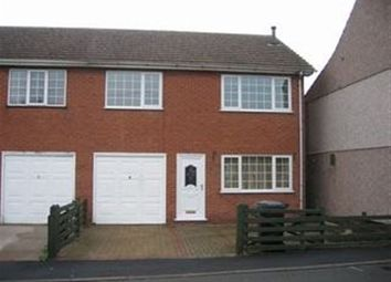 Thumbnail 3 bed semi-detached house to rent in Bright Street, South Normanton, Alfreton