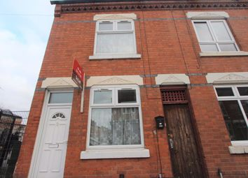 3 bed terraced house to rent in Tudor Road, Leicester LE3