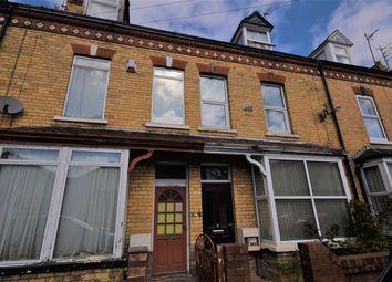 Thumbnail 4 bed terraced house for sale in Swindon Street, Bridlington