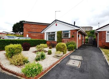 Thumbnail 2 bed detached bungalow for sale in Mansfield Close, Clayton, Newcastle-Under-Lyme