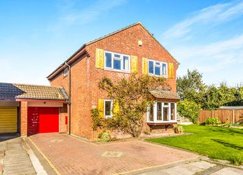 Thumbnail 4 bedroom detached house for sale in Mulberry Close, Heald Green, Cheadle