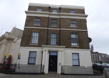 Thumbnail 2 bed flat to rent in Camden Crescent, Dover