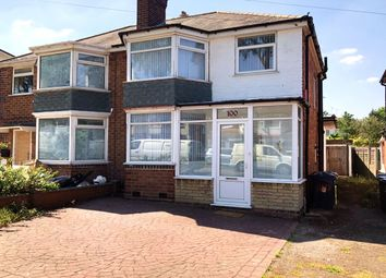 Thumbnail 3 bed semi-detached house for sale in Millington Road, Hodge Hill, Birmingham
