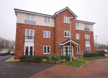Thumbnail 2 bed flat for sale in Snow Crest Place, Stapeley, Nantwich