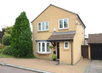 Thumbnail 3 bed detached house for sale in Chaffinch Close, Wokingham, Berkshire