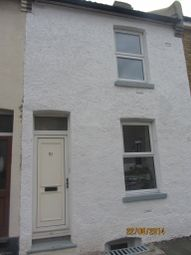 Thumbnail 6 bed terraced house to rent in Cavendish Road, Rochester, Kent