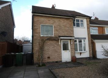 Thumbnail 3 bed detached house for sale in Harrowgate Drive, Birstall, Leicester, Leicestershire
