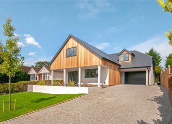 Thumbnail 5 bedroom detached house for sale in Stoney Lane, Winchester, Hampshire