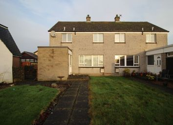Thumbnail 3 bed semi-detached house for sale in Gardyne Street, Friockheim, Arbroath
