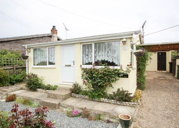Thumbnail 2 bed detached bungalow for sale in St. Marys Road, Hemsby, Great Yarmouth
