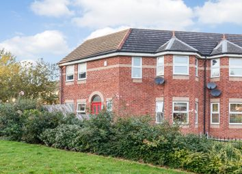 Thumbnail 3 bed semi-detached house for sale in Barker Street, Crewe