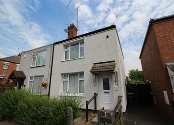 Thumbnail 2 bedroom semi-detached house for sale in Poole Road, Coventry