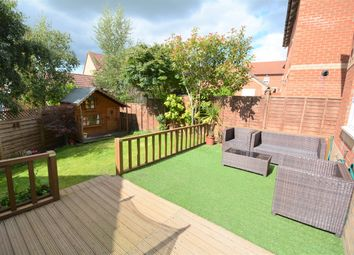 Thumbnail 3 bed detached house for sale in Van Mildert Close, Bishop Auckland