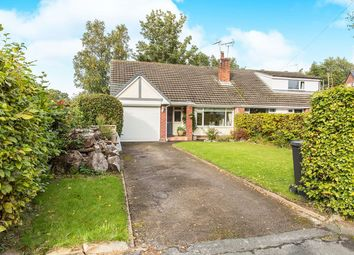 Thumbnail 3 bed semi-detached house for sale in St. Oswalds Crescent, Brereton, Sandbach
