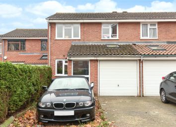 Thumbnail 3 bed semi-detached house for sale in Huxley Close, Northolt, Middlesex