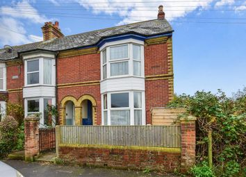 Thumbnail 3 bed end terrace house for sale in Albany Road, Newport, Isle Of Wight
