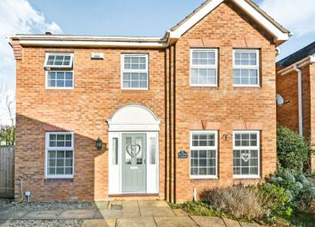 Thumbnail 4 bedroom detached house for sale in Fynamore Gardens, Calne