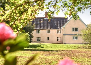 Thumbnail 7 bed farmhouse for sale in Frostenden Corner, Frostenden, Beccles
