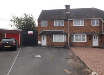 Thumbnail 3 bed semi-detached house for sale in Rosemary Road, Kidderminster, Worcestershire