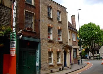 Thumbnail 1 bed flat to rent in Frogmore Street, Bristol