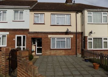 Thumbnail 3 bed terraced house for sale in Elmfield, Gillingham