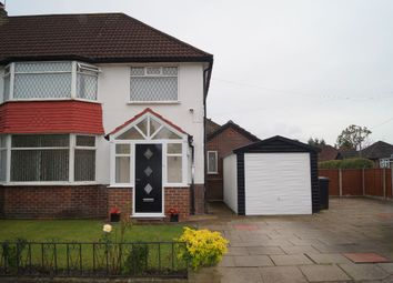 Thumbnail 3 bed semi-detached house to rent in Brown Lane, Heald Green, Cheadle