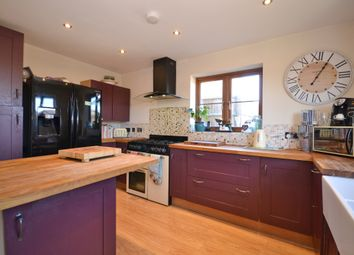 Thumbnail 4 bed detached house for sale in Palmers Lane, Newchurch, Sandown