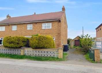 Thumbnail 3 bed semi-detached house for sale in Queensway, Ingoldmells, Skegness
