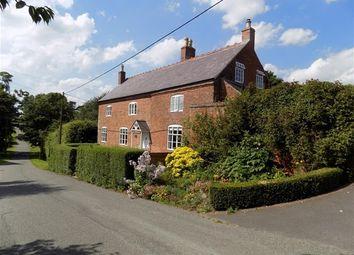 Thumbnail 5 bed farmhouse for sale in The Hollow, Normanton Le Heath, Coalville