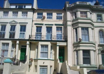 Thumbnail 2 bed flat to rent in West Hill Road, St. Leonards-On-Sea