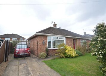 Thumbnail 2 bed detached bungalow for sale in Elizabeth Close, Sprowston, Norwich, Norfolk