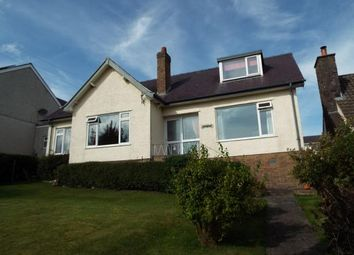 Thumbnail 3 bed bungalow for sale in Maesafallen, Corwen, Denbighshire