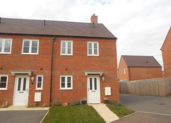 Thumbnail 3 bed end terrace house for sale in Primrose Fields, Bedford, Bedfordshire