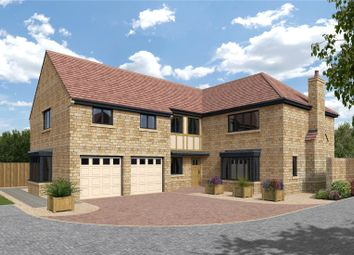 Thumbnail 5 bedroom detached house for sale in North Lane, Roundhay, Leeds