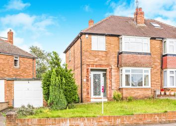 Thumbnail 3 bed semi-detached house for sale in Greenleafe Avenue, Wheatley Hills, Doncaster