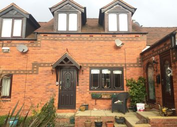 Thumbnail 2 bed terraced house to rent in Rugeley Road, Hednesford