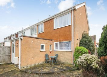 Thumbnail 3 bed end terrace house for sale in Priory Close, Broadstairs