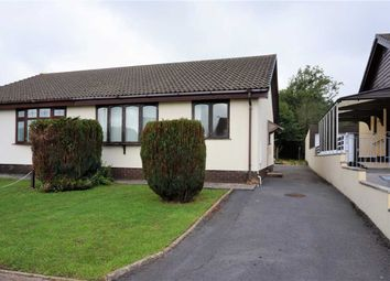 Thumbnail 2 bed semi-detached bungalow for sale in Davids Way, Penygroes, Llanelli