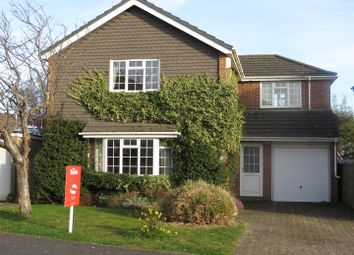 Thumbnail 4 bedroom detached house for sale in North Way, Seaford