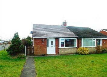 Thumbnail 2 bed bungalow to rent in Greengate, Hutton, Preston