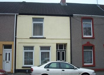 Thumbnail 1 bed flat to rent in Ground Floor Flat, Oxford Street, Swansea.