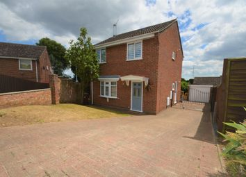 Thumbnail 3 bed detached house for sale in Prittlewell Close, Ipswich