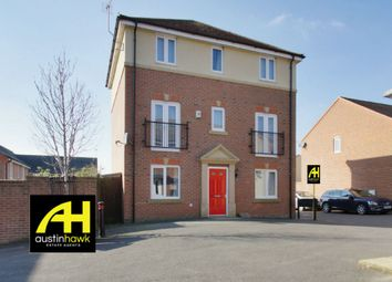 Thumbnail 4 bed detached house for sale in Long Barn Road, Andover
